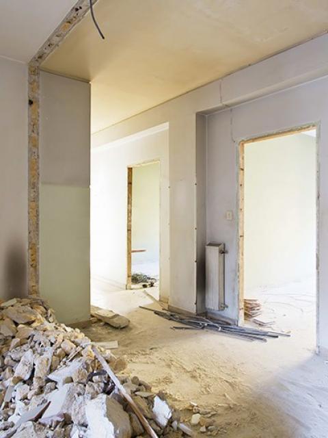 Rénovation intérieure maison